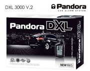 Pandora DXL 3000 v.2