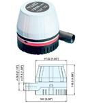 Трюмная помпа ТМС 1250